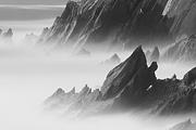 Irlandia: skały Mordoru
